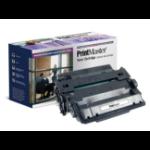 PrintMaster Black Toner Cartridge for HP LaserJet Enterprise P3010 Series, Canon LBP 6750