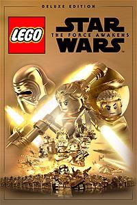 Warner Bros LEGO Star Wars: The Force Awakens - Deluxe Edition Deluxe PC DEU Videospiel
