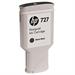 HP C1Q12A (727) Ink cartridge black matte, 300ml