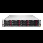 Hewlett Packard Enterprise StoreEasy 1650 Ethernet LAN Rack (2U) Metallic NAS