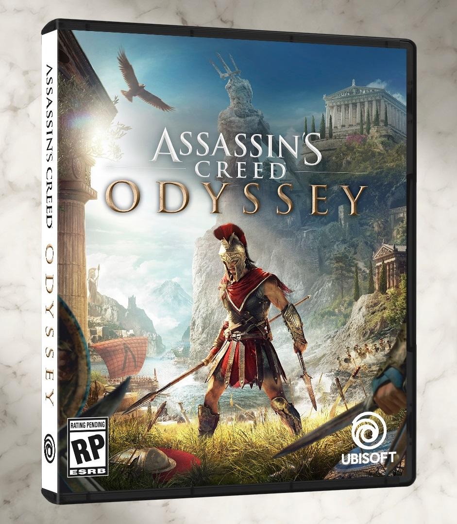 Ubisoft Assassin's Creed Odyssey Xbox One Basic