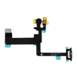 MicroSpareparts Mobile MOBX-IP6P-INT-8 Switch flex cable Black 1pc(s)