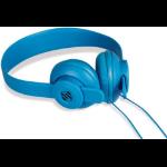 Scosche lobeDOPE Blue Supraaural Head-band