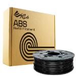 XYZPrinting XYZ ABS Filament 1.75mm Black Refill RF10BXEU00E