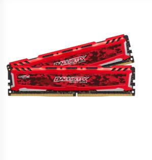 Crucial 8GB DDR4-2400 8GB DDR4 2400MHz memory module