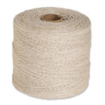 Flexocare COTTON TWINE 500G MEDIUM WHITE PK6