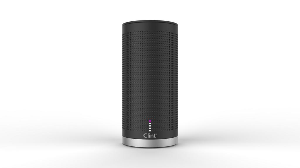 Clint Freya Bluetooth Mono portable speaker 7W Grey