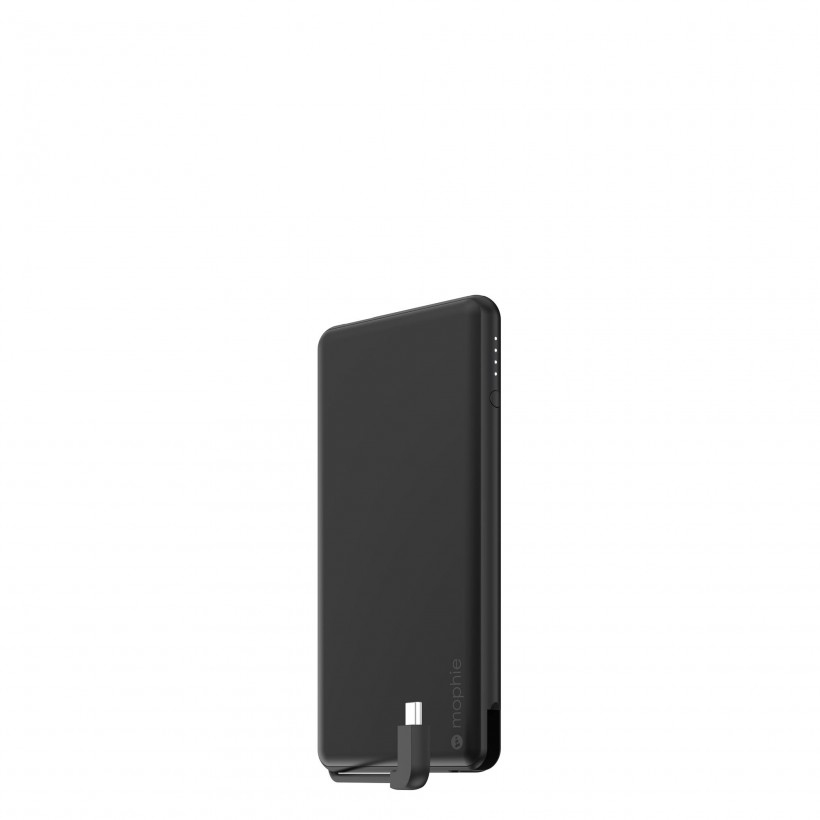 Mophie 4137 power bank Black Lithium Polymer (LiPo) 6000 mAh