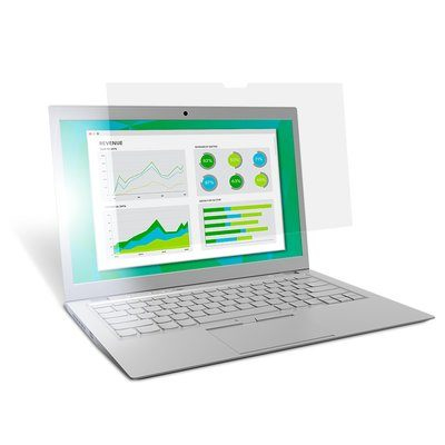 """3M Anti-Glare Filter for 13.3"""" Widescreen Laptop"""
