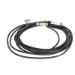 Hewlett Packard Enterprise X240 10G SFP+ 5m DAC cable de red Negro