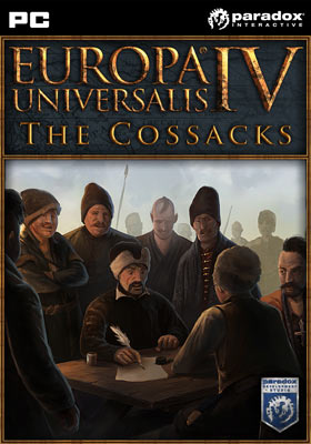Nexway Europa Universalis IV: The Cossacks Video game downloadable content (DLC) PC/Mac/Linux Español