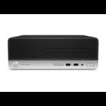 HP ProDesk 400 G4 SFF 3.4GHz i5-7500 SFF Black, Silver PC