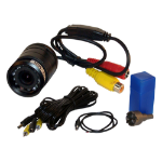 Pyle PLCM22IR webcam 0.3 MP Black
