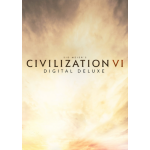 2K Civilization VI Deluxe PC German, English, French, Italian video game