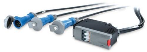 APC PDM1332IEC-3P power distribution unit (PDU) Black,Blue,Grey
