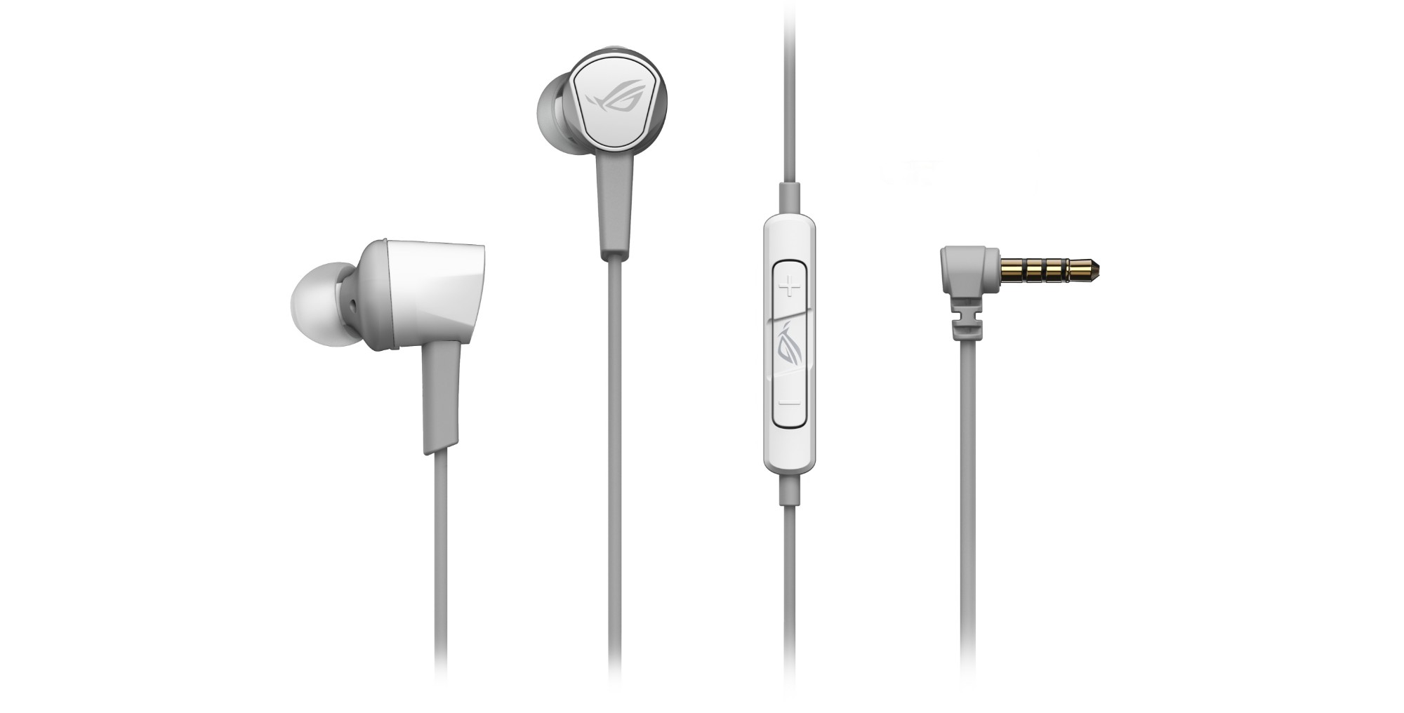 ASUS Cetra II Core Headphones In-ear 3.5 mm connector White