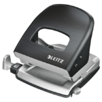Leitz NeXXt hole punch 30 sheets Black