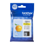 Brother LC-3211Y Ink cartridge yellow, 200 pages