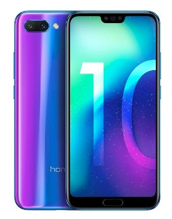"""Huawei Honor 10 5.84"""" Dual SIM 4G 4GB 128GB 3400mAh Blue 51092LYY"""
