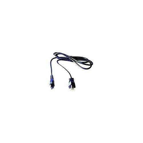 2-Power Swiss 3 Pin C5 (Cloverleaf) Power Cord