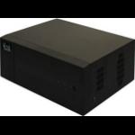Hikvision Digital Technology DVR-204Q-F1 Black digital video recorder