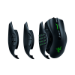 Razer Naga Pro mouse RF Wireless Optical 20000 DPI Right-hand