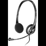 Plantronics .Audio 326 Binaural Head-band Black headset