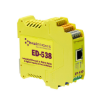 Brainboxes ED-538 electrical relay Yellow