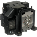 Epson Vivid Complete VIVID Original Inside lamp for EPSON Lamp for the EB-585W projector model - Replaces