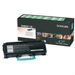 Lexmark E460X11E Toner black, 15K pages @ 5% coverage
