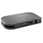Kensington SD1600P USB 2.0 Type-C 5000Mbit/s Black interface hub