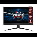 "MSI Optix G241 60.5 cm (23.8"") 1920 x 1080 pixels Full HD LED Black"