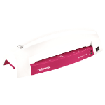 Fellowes Lunar+ A4 Hot laminator 300 mm/min Pink,White