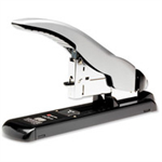 Rexel Goliath Heavy Duty Stapler Silver/Black