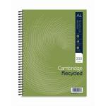 Cambridge RcycA4Pls 200pg Wbnd Nbk