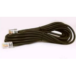 Polycom 2457-00449-001 Black telephony cable