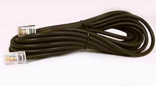 Polycom 2457-00449-001 Black telephony cable