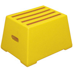 FSMISC PLASTIC SAFETY 1 STEP YELLOW 325094094