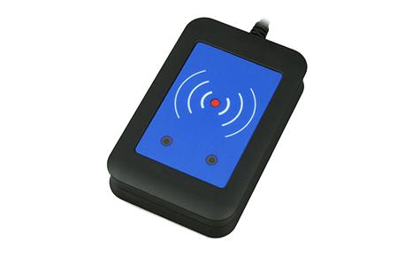 2N Telecommunications 9137421E RFID reader USB Black