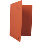 Elba 100090220 Polypropylene (PP) Orange folder