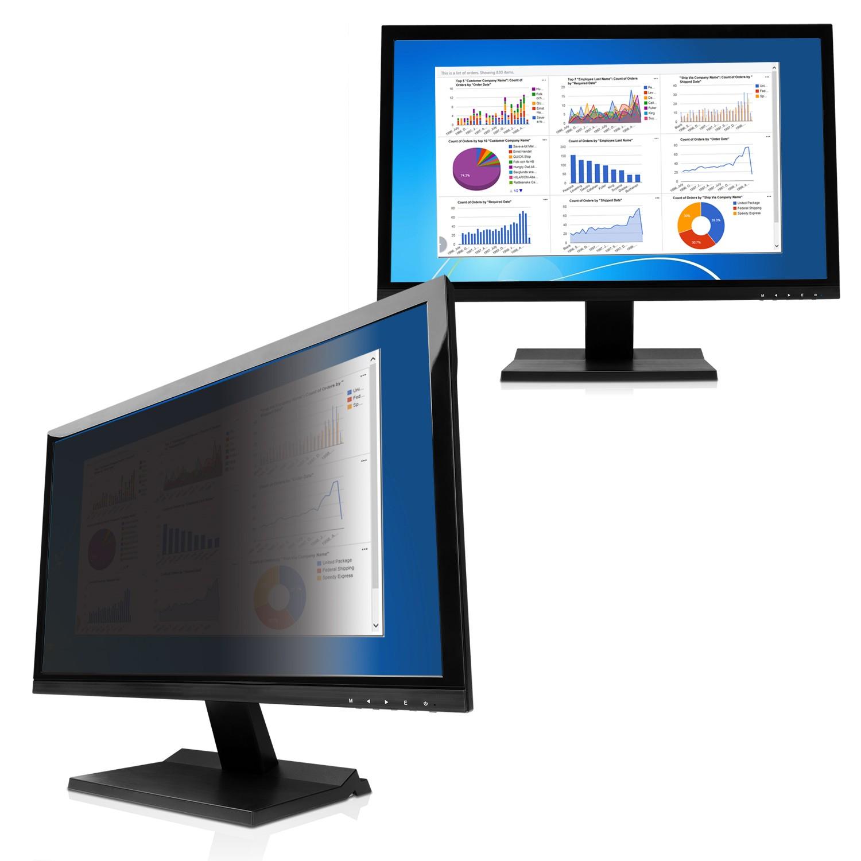 "V7 PS23.0W9A2-2E filtro para monitor Filtro de privacidad para pantallas sin marco 58,4 cm (23"")"