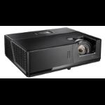 Optoma ZU606TSTe videoproyector 6300 lúmenes ANSI DLP WUXGA (1920x1200) 3D Proyector para escritorio Negro
