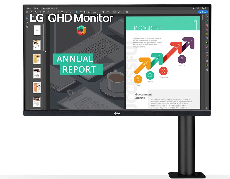 LG 27QN880-B LED display 68.6 cm (27