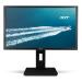 "Acer B6 B246HYLA computer monitor 60.5 cm (23.8"") Full HD LED Flat Black,Grey"