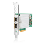 Hewlett Packard Enterprise Ethernet 10Gb 2-port 521T 20000 Mbit/s Internal