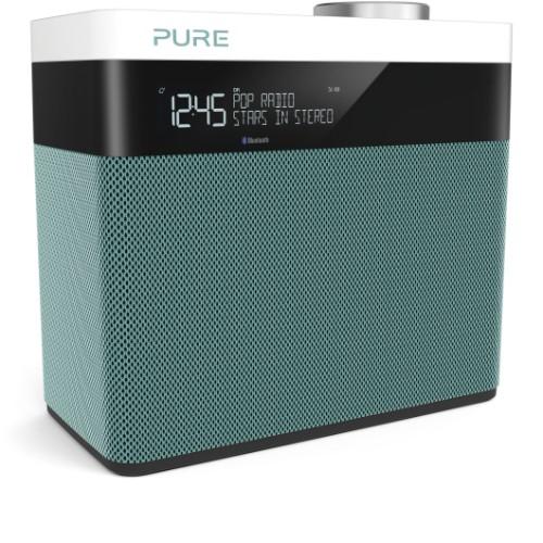 Pure Pop Maxi S Portable Digital Mint colour radio
