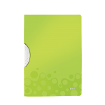 Leitz ColorClip WOW A4 Polyoxymethylene (POM), Polypropylene (PP) Green