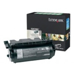 Lexmark 12A8244 Toner black, 24K pages @ 5% coverage