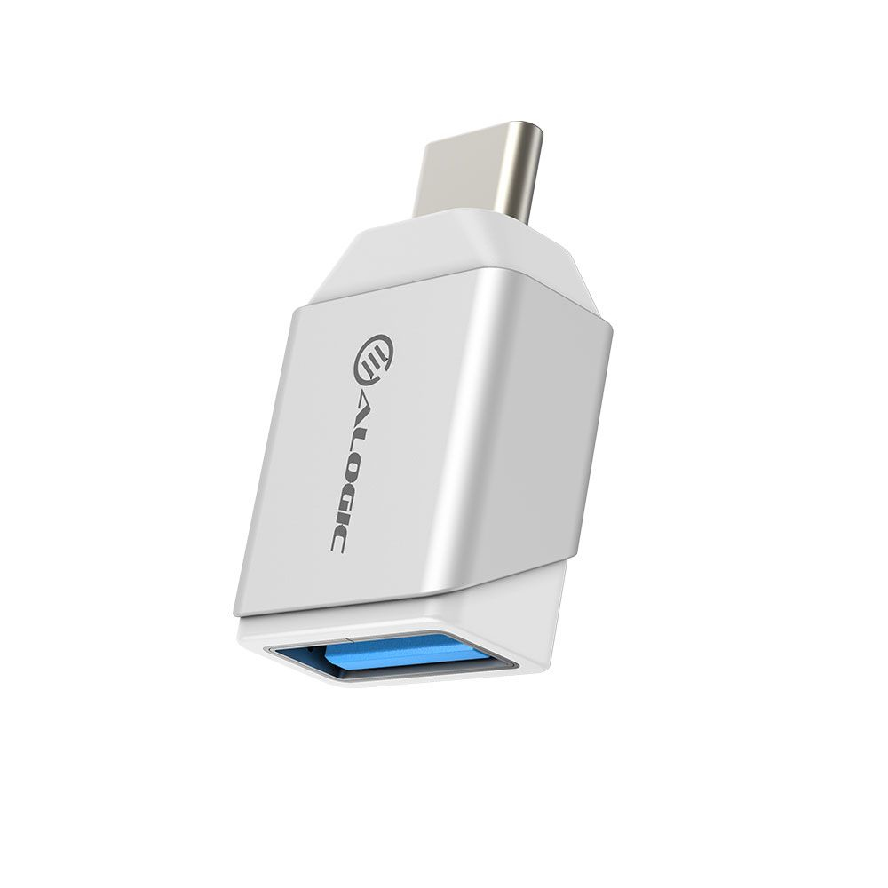 ALOGIC ULCAMN-SLV cable gender changer USB C USB A Silver