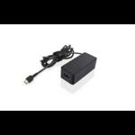 Lenovo 4X20M26261 power adapter/inverter Indoor 45 W Schwarz
